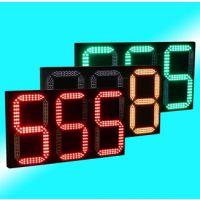 供应LED倒计时器 三色三位倒计时器 LED交通信号灯