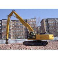 挖掘机改装拆楼机多少钱