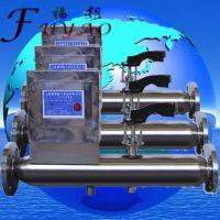 厂家供应 电子除垢仪,带反冲洗不锈钢电子除垢仪