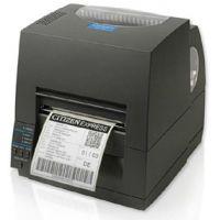 供应日本西铁城clp621c商业级标签打印机