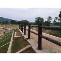 郑州天艺面向浙江供应树皮护栏塑料模具,桥梁栏杆,河堤护栏,