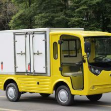 两人座电动货车/上海LT-S2.HX封闭式货箱