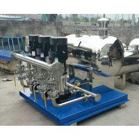 西安变频无负压供水设备多功能实时控制 西安不锈钢变频供水设备 RJ-R23