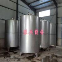 供应山西100吨大型不锈钢储罐 融兴罐体生产厂家