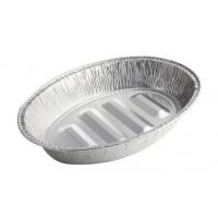 AC4700 一次性铝箔餐盒容器烧烤烘焙店专用锡纸盒可印LOGO