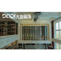 郑州别墅装修|可可香浓——圆了我的中式梦