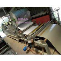 博远840/900双层压瓦机彩钢瓦覆膜机
