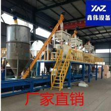 防火门珍珠岩门芯板生产线成套设备价格及厂家