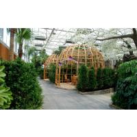 生态温室餐厅设计
