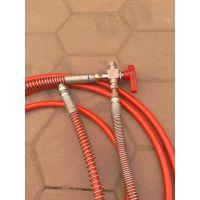 厂家供应加气机CNG高压软管 压缩天然气胶管 汽车加气专用胶管