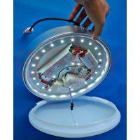 供应LED吸顶灯停电应急照明电源 内置应急电源充电电池 停电智能切换 可用作电梯应急灯