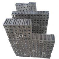 四川绵阳流能石油焦磨粉机L-660A 合金锤头,磨盘,齿圈。