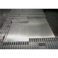 厂家直销G323/40/100花纹复合热镀锌钢格板生产厂家