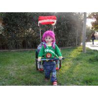 机器人拉车和机器人黄包车价小洋人厂家