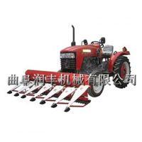 水稻割晒机 润丰农作物收获机械