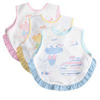 南昌婴幼儿服饰厂家肚兜围兜围嘴袖套批量定做专业公司江西服饰公司