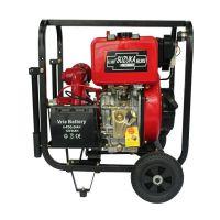 3寸柴油机高压水泵厂家