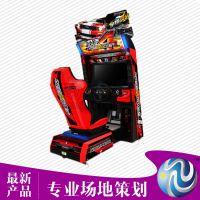 南玮星游戏机赛车机室内电玩城游乐设备
