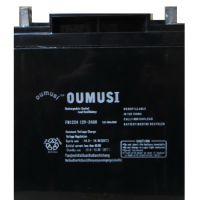 欧姆斯免维护铅酸蓄电池12V38AH 报价