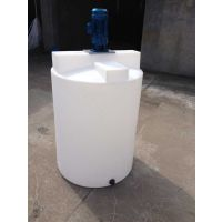 石家庄1吨塑料搅拌桶 1立方洗洁精搅拌罐 可配搅拌机