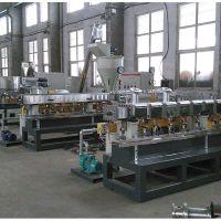 苏州典美机械 锥形双螺杆挤出机 高效塑料挤出成型机