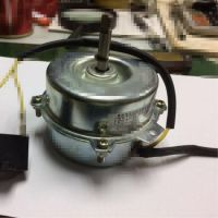 供应503专用除湿机电机 YY80-40-5单相电容运转异步电动机 生产杭州富阳火森电器