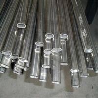 佛山304不锈钢平椭圆管8*40*0.8规格异型管批量生产批发