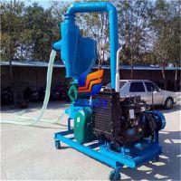 厂家直销负压式粉末吸料机 福安市石膏粉高扬程气力输送机 罗茨风机玉米吸粮机