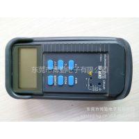 供应数字式温度计台湾得益 DER EE DE-3003  二手