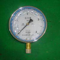充油压力表 150表面耐震压力表 液压表YTN-150