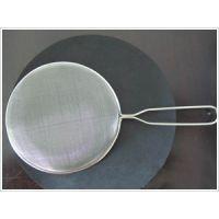 厨房小工具不锈钢燕窝网筛捞勺火锅泡沫漏勺