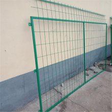 折弯护栏网 三角折弯护栏 双边丝防护网