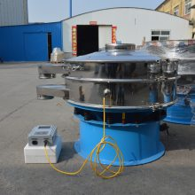精细粉末振动筛选设备 超声波振动筛 圆振筛 精细粉末筛子 化工行业用 恒宇机械
