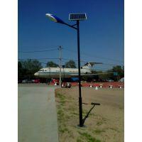 光谷新能源GG-ld-051太阳能灯杆特点英利太阳能光板英利子公司