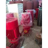 长沙立式多级消防泵XBD7.4/10-65*3电动厂家直销。