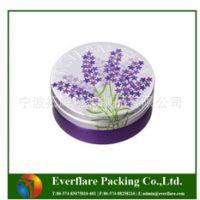 厂家专业生产国内外蒸汽霜铝盒,蛇油膏铝盒  图案可定制