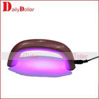 9W 迷你型彩虹状 LED 美甲光疗机 快速干燥美甲灯 外贸爆款