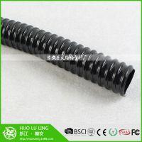 厂家批发 PVC透明塑料管 透明PVC波纹管  PVC塑料管 通风塑料管