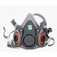 半面式呼吸防护器(过滤式),3M 6200 半面型防护面罩