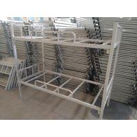 内蒙古乌海校用设备高低床宿舍双层床生产供应厂家13938894005梁经理