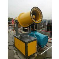 精品热卖 建筑工地水泥厂粉尘扬尘治理专用设备【NRJ40降尘喷雾机厂家电话13838085133】
