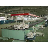 广东缝纫机组装生产线,链板生产线
