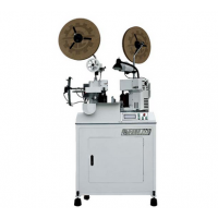 全自动端子压着机(单线双端)型号LH-S10(老机)联湖线束设备