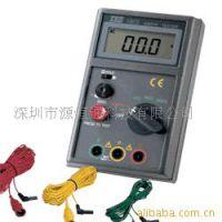 TES-1605台湾泰仕数位接地电阻仪数字接地电阻计TES 1605