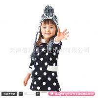 skipland 连衣裙 女童 秋冬连衣裙 春节礼物 裙子 日单 官网同步