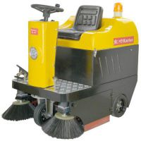 小型扫地车 驾驶式吸尘扫地机 KL-1050电动扫地机厂家报价
