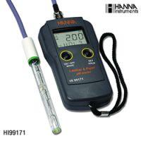 @@ 哈纳仪器专卖便携式pH温度测定仪【皮革纸张】 型号:HI99171D2**