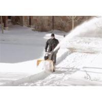 德国凯驰手推式汽油扬雪机STH 8.66 扬雪机供应