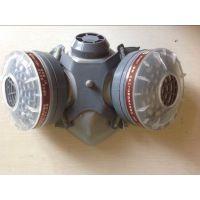 厂价批发DF-102B-6防毒口罩喷漆油漆家具专用口罩防甲醛电焊农药消防半面罩