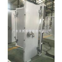 广东80公分厚防爆门定制,亚图牌钢质防爆门,质量保证,值得信赖